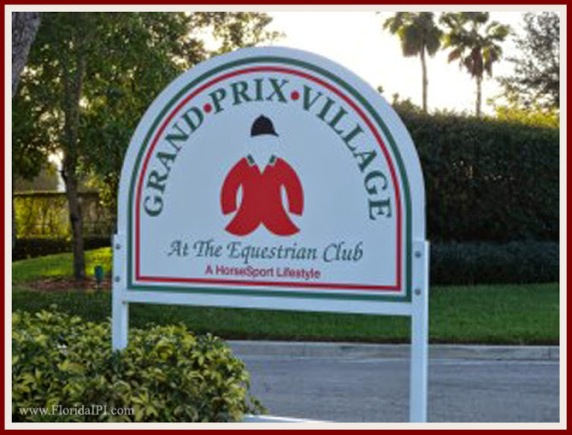 Wellington Fl Grand Prix Village Grand Prix Farms homes for sale Florida IPI International Properties and Investments