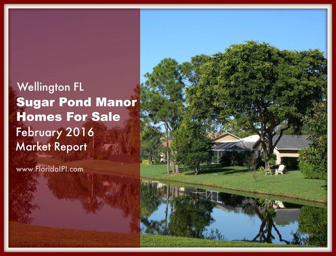 Wellington FL Sugar Pond Manor Homes For Sale - Florida IPI International Properties and Investments