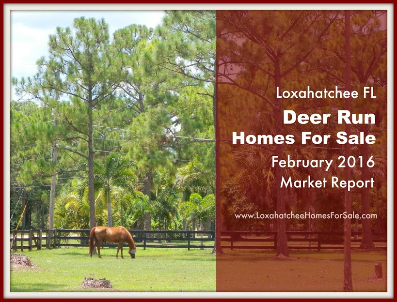 Loxahatchee FL Deer Run Homes For Sale Florida IPI International Properties and Investments - February 2016