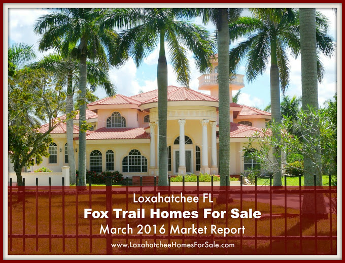 Loxahatchee FL Fox Trail Homes Florida IPI International Properties and Investments
