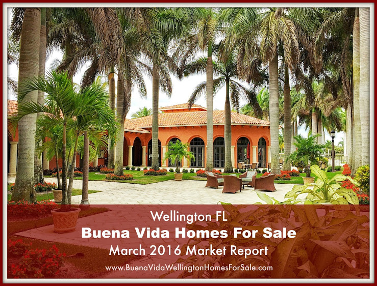 Wellington FL Buena Homes For Sale - Florida IPI International Properties and Investments March 2016