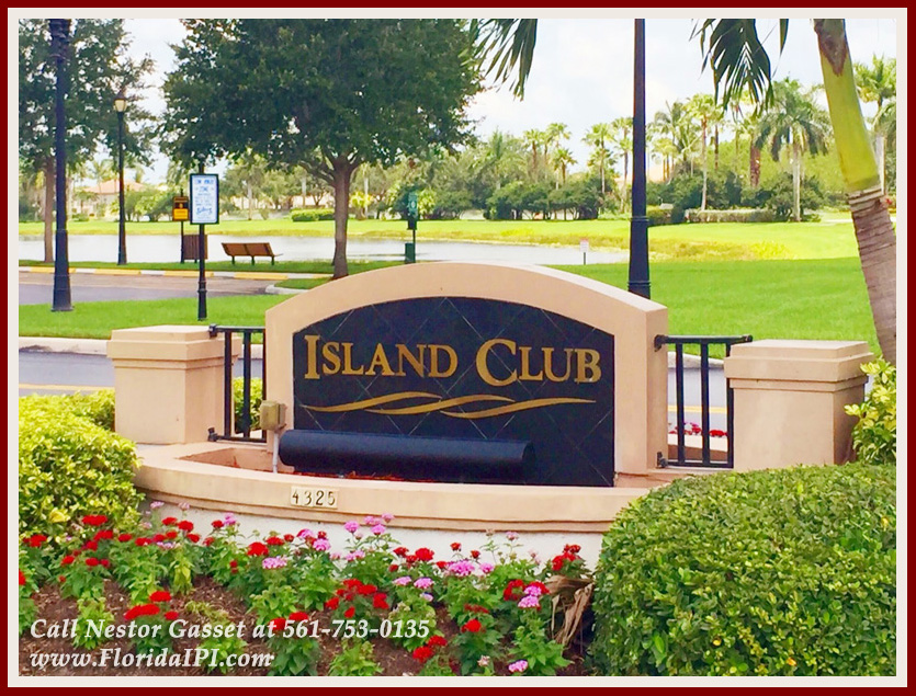 The Isles at Wellington FL Lakefront Home For Rent