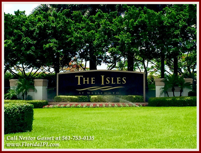The Isles at Wellington FL Home For Rent