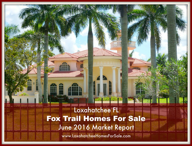 Fox Trail Loxahatchee FL Homes For Sale Florida IPI International Properties and Investments