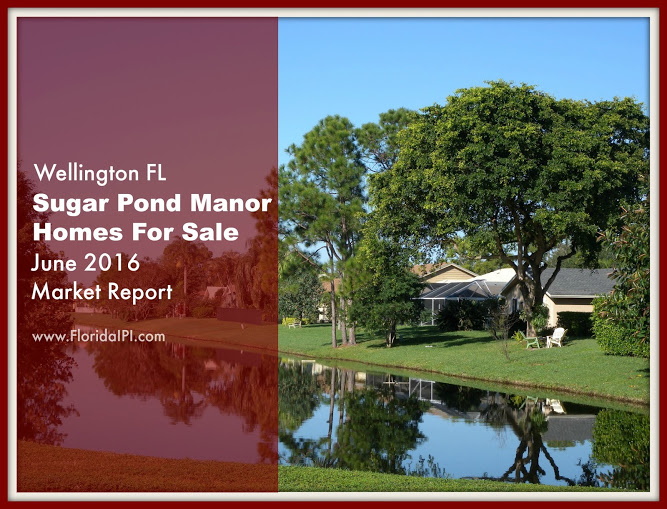 Wellington FL Sugar Pond Manor Homes For Sale - Florida IPI International Properties and Investments 2016
