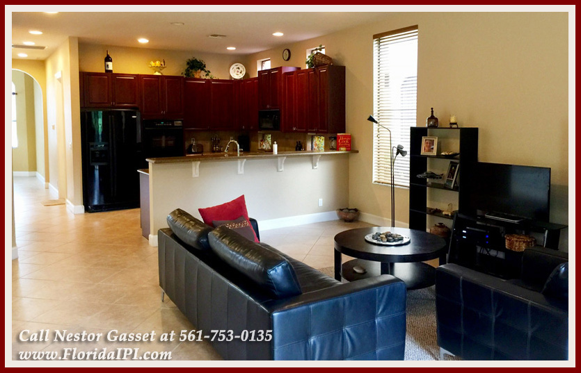 10392 Trianon Pl Wellington FL 33449 - Family Room - Versailles Wellington FL Home For Sale - Florida IPI International Properties and Investments