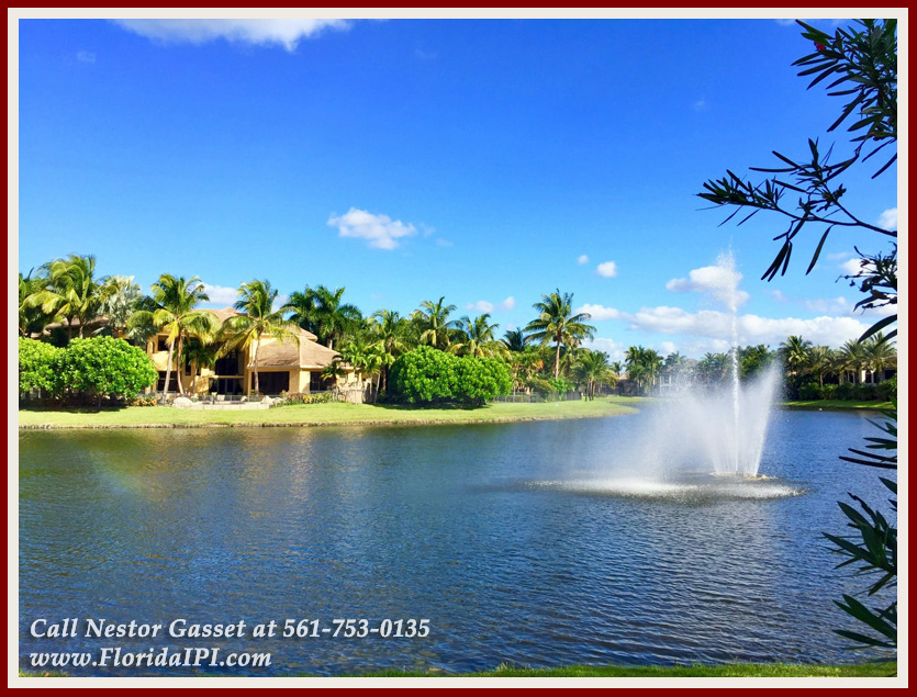 Community Playground -Versailles Wellington FL Home For Sale - Florida IPI International Properties and Investments
