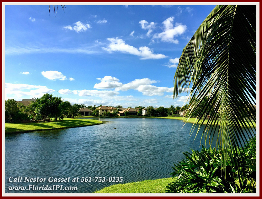 10392 Trianon Pl Wellington FL 33449 - Stunning Water Views -Versailles Wellington FL Home For Sale - Florida IPI International Properties and Investments