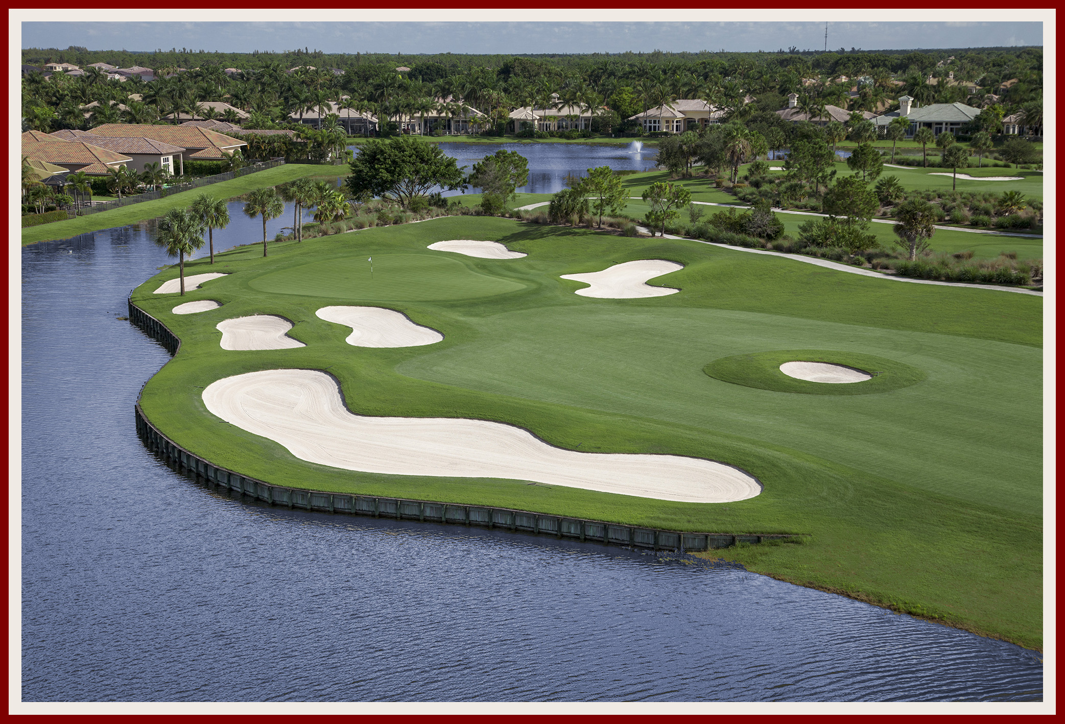 Ibis Golf and Country Club Homes For Sale Tradition Golfcourse