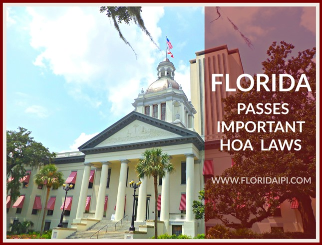 Newly Passed Florida Bill Sets Estoppel Certificate Fees