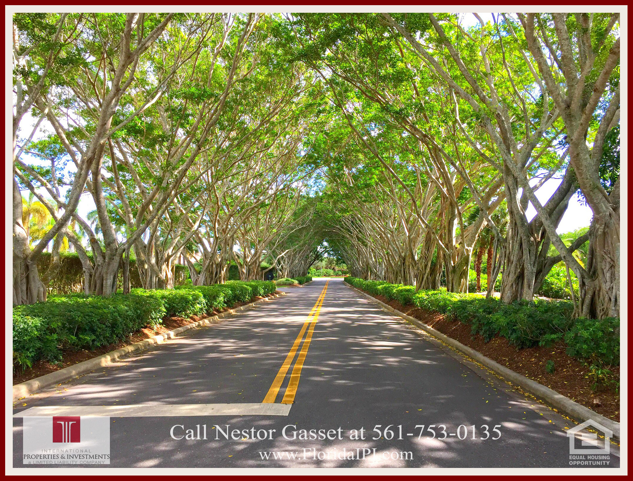 West Palm Beach FL Golfcourse Home For Sale Preserve at Iron Horse